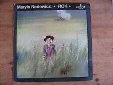 MARYLA RODOWICZ Rok PRONIL FREE UK POST
