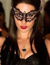 Vampire Diary Inspired Collection Laser Cut Venetian Mardi Gras Masquerade Masks