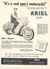 1959 Ariel Leader Motorcycle Ad Skip McIntire 131066-PRWTQJ