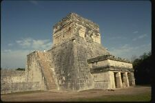 033030 Temple Of The Jaguars Chichen Itza A4 Photo Print