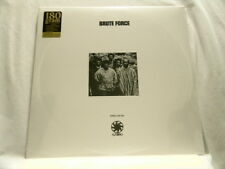 BRUTE FORCE Sonny Sharrock Ted Daniel 180 gram vinyl NEW SEALED LP