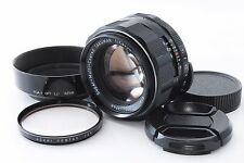 Asahi PENTAX Super-Takumar SMC 50mm f/1.4 M42 w/Hood Excellent from Japan