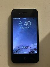 Apple iPhone 4s - 16GB - Black (AT&T) A1387 (CDMA + GSM)