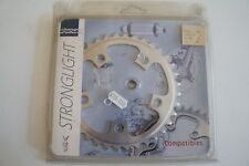 CORONA Vintage stronglight zicral 90 dist 90mm COMPATIBILE SHIMANO Chainring 36