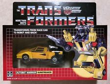 TRANSFORMERS G1 AUTOBOT SUNSTREAKER MISB! US SELLER RARE!