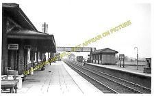 Garstang & Catterall Railway Station Photo. Brock -Scorton. Preston Line. (1)
