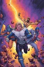 T.H.U.N.D.E.R. Agents Vol. 1-ExLibrary