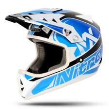 Nitro Boys' & Girls' Thermo-Resin Motorcycle Helmets