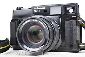 {CLA'd OPT MINT} FUJICA FUJI Fujifilm GW690 Pro 6x9 EBC Strap Camera From Japan