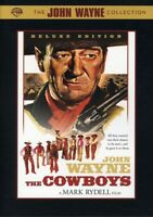 The Cowboys [New DVD] Deluxe Edition, Dolby, Dubbed, Repackaged, Special Packa