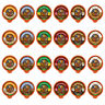 Crazy Cups Decaf Flavor Nation's Selection For Keurig K Cup Variety Pack 24 Ct