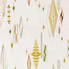 ATOMIC 1950s 60s Mid Century Designed Fabulous Wallpaper