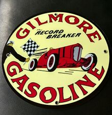 Gilmore Gas Oil gasoline sign