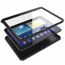 Poetic Revolution Protector Rugged TPU Case For Samsung Galaxy Tab 4 10.1 Black