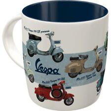 VESPA original Tasse Kaffeetasse Piaggio Roller Mug Teetasse Scooter Models