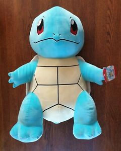 """Pokemon - Squirtle 24"""" inch Plush by Wicked Cool Toys (New with Tags)"""