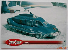 CAPTAIN SCARLET - Individual Trading Card #6, SPV -  Unstoppable 2015