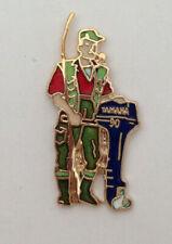 Pin's pin MARINE MOTEUR YAMAHA 90 PECHE EN MER (ref 052)