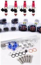 Toyota Celica MR2 ST185 3SGTE slv ST165 850cc Fuel Injectors Rail 1-2nd gen GT4