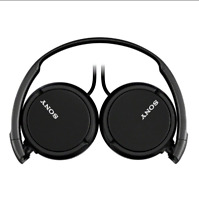 Sony MDRZX110/BLK ZX Series Stereo Headphones, MDR-ZX110 Black FREE SHIPPING
