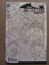 Detective Comics #48 DC Comics NEW 52 Adult Coloring Book Variant 9.6 Near Mint+