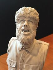 41 Wolfman tribute 1/6th scale Solid Resin Bust Lon Chaney Jr. Horror