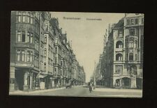 Germany BREMERHAVEN Kaiserstrasse c1900/10s? PPC