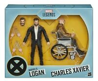 Marvel Legends X-Men Series - Logan & Charles Xavier Action Figure 2-Pack