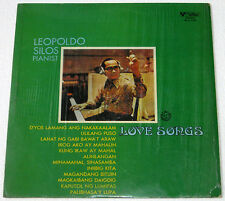 Philippines LEOPOLDO SILOS Love Songs OPM LP Record