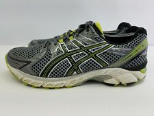 ASICS Duo max Gel 1170 Men's shoes  Athletic Gray Green  T1P0N Lace up Sz 12
