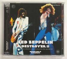 Led Zeppelin Destroyer 2 II 1977 Winston Remaster CD 3 Discs Case Set Moonchild