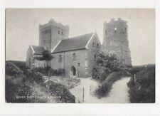 Dover Fort Church & Pharos Vintage Postcard 630a