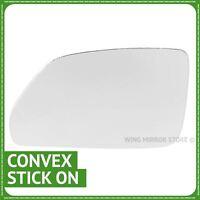 Left hand passenger side for Skoda Octavia 04-09 wing mirror glass