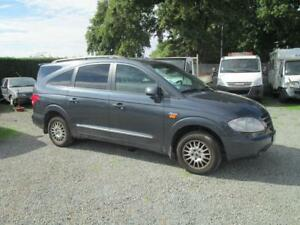 Aile avant droit SSANGYONG RODIUS PHASE 1 2.7 XDI SV 270  4WD  Die/R:24201001