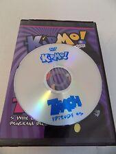 Kidmo Teach Replacement DVD Disc Episode 5 Series 4 Bible School Program