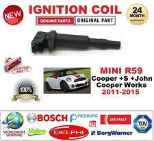 FOR MINI R59 Cooper + S + John Cooper Works 2011-2015 SINGLE IGNITION COIL 3-PIN