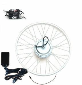 "Electric Bike/eBike Conversion Kit REAR Hub Motor 16""/20""/24""/26""/28""(700C) Rim"