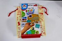 Kids Create Game Educational Find Pairs Pictuure  20 Pcs 3+ Learning Activity