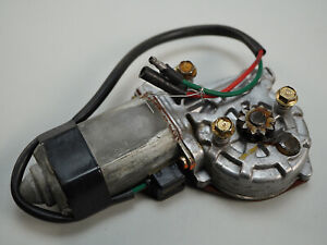 1979 - 1987 JAGUAR XJ6 POWER WINDOW LIFT MOTOR FRONT DRIVER LEFT 68053952 OEM
