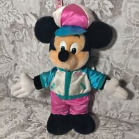 "Disneyland 35th Anniversary Mickey Mouse 15"" Plush 35 Years of Magic"