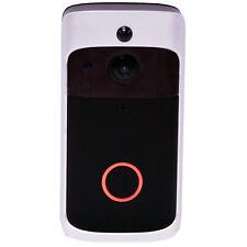 Smart WiFi Video Doorbell –2 Way Audio– HD Night Vision Intercom Home Door Phone