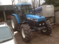 Ford New Holland 8340 4x4 Diesel Tractor