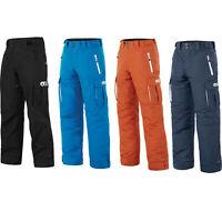 Picture August Pantalon Kinder-Skihose de Snowboard Hiver Neige Neuf