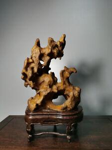 2281.SUISEKI BONSAI - beautiful chinese TaiHu stone  - qsz62134616