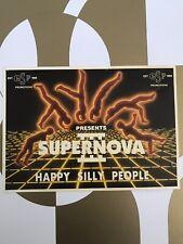 Esp Supernova 3 Rave Flyer