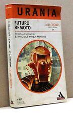 FUTURO REMOTO [libro, 3 romanzi completi, millemondi estate 2001, 30, mondadori]