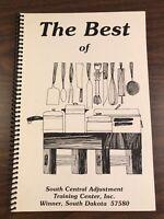 WINNER SOUTH DAKOTA VTG Cookbook Recipes Community Adjustment training center