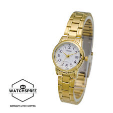 Casio Ladies' Standard Analog Watch LTPV002G-7B2 LTP-V002G-7B2