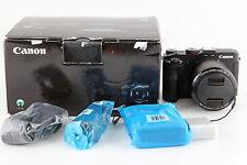 Canon PowerShot G3 X Digitalkamera, 20,2 MP CMOS 24-60 mm 25x opt. schwarz