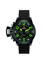 Colibri Firebird Aras Men's Watch Green Black FB104 Closeout SALE